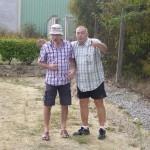 Ben et Didier Marquez