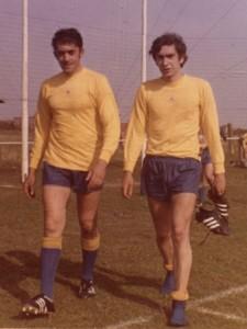 Guy Fabre et Alain Lairon du BCR