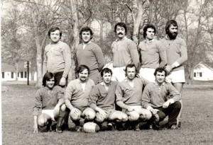 1974 - mars Interradio de rugby - Place - Fabre - Barrière -