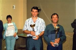 1987 - Tournoi européen de Tennis (3)